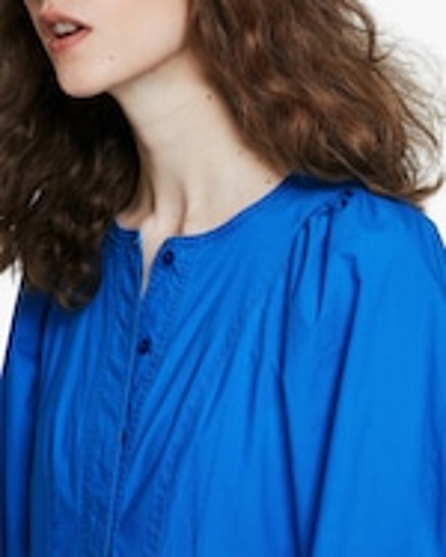 Dorothee Schumacher Colorful Volumes Bishop-Sleeve Dress 4