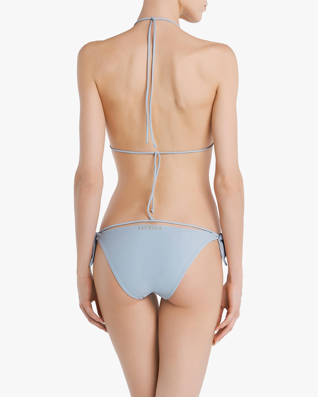 La Perla Iconic Triangle Bikini Top 2