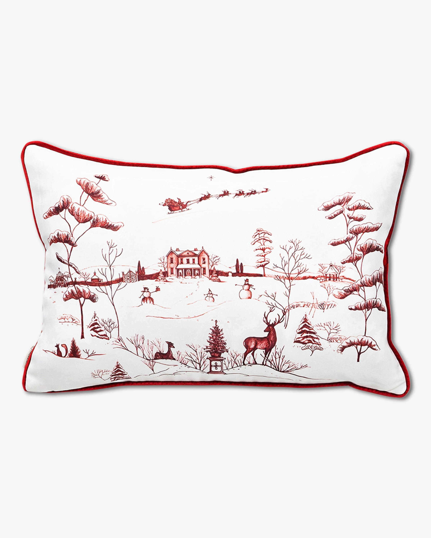Juliska Country Estate Winter Frolic Pillow 1