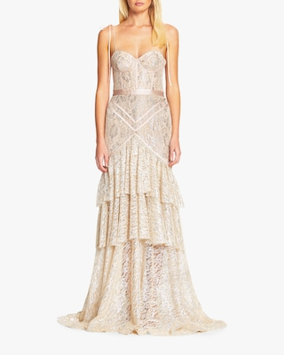Alice McCall Sandstorm Woman Gown 2