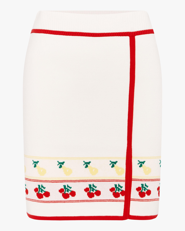 Alice McCall Lemon Lime Skirt 1