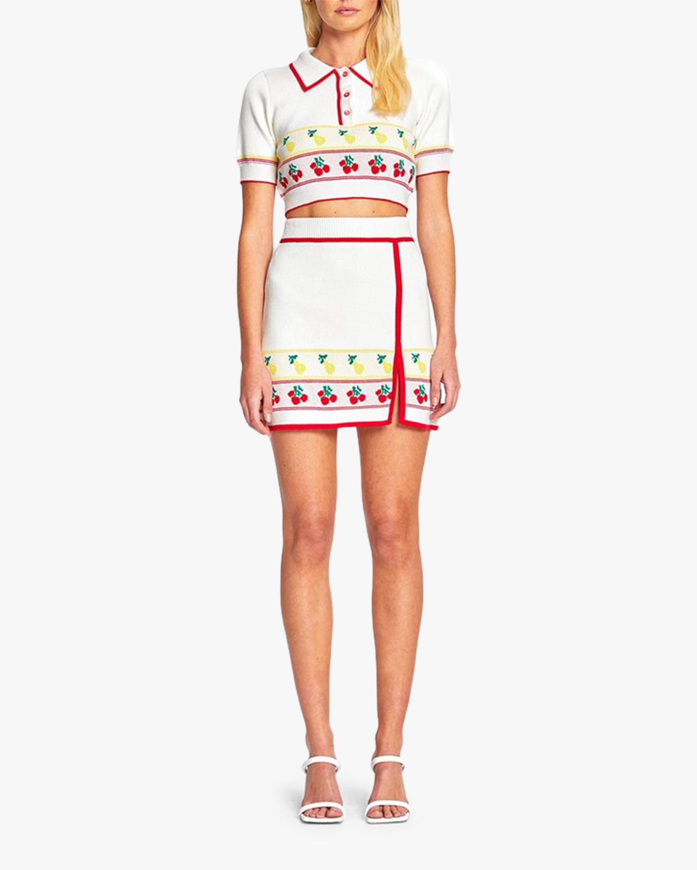 Alice McCall Lemon Lime Skirt 2