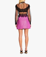 Alice McCall Bad Angels Leather Skirt 2