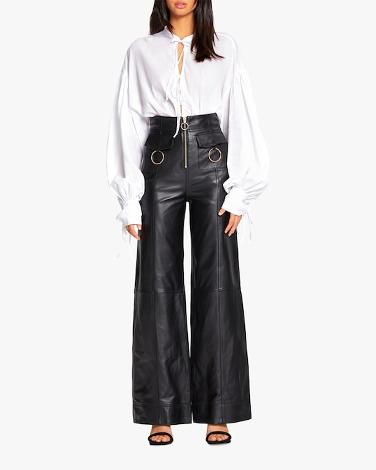 Alice McCall Bad Angels Leather Pants 1