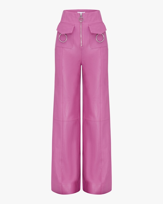 Alice McCall Bad Angels Leather Pants 0