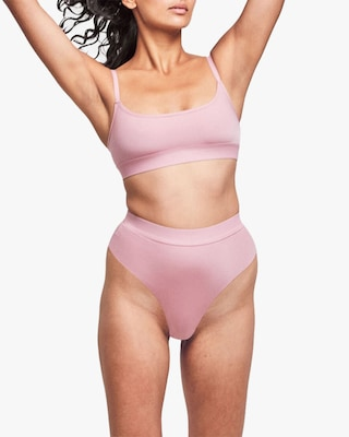 Heist Studios The Invisible High Waist Thong 1