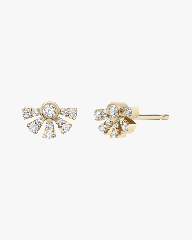 Selin Kent Helia Stud Earrings 0