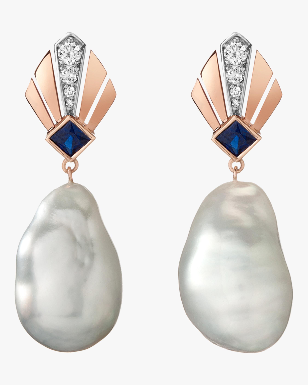 Selin Kent Josephine Drop Earrings 1
