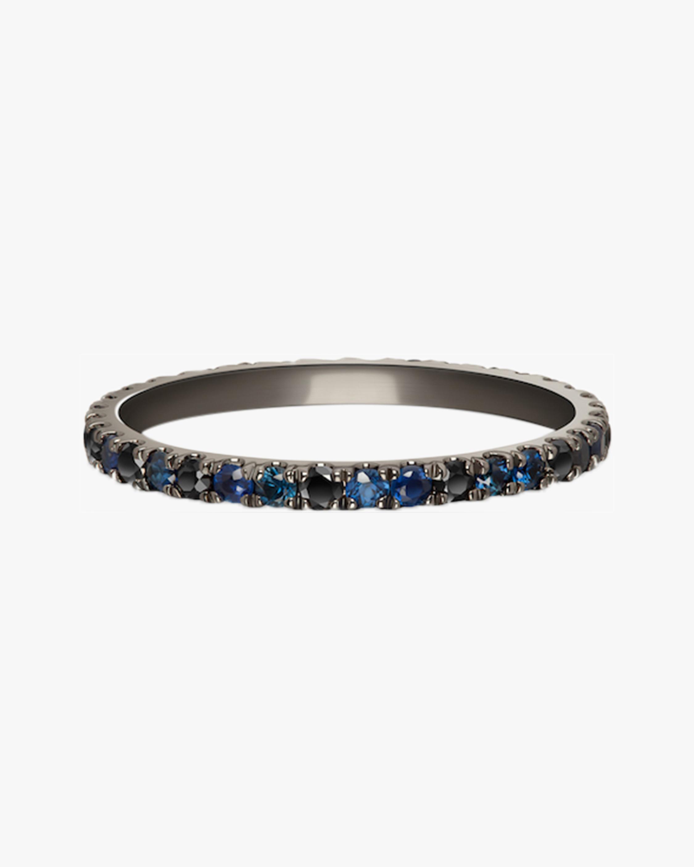 Selin Kent Ocean Blue Eternity Ring 0