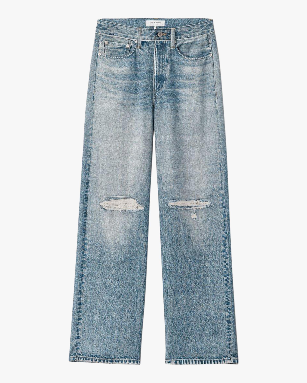 rag & bone Liquid Miramar Pants 0