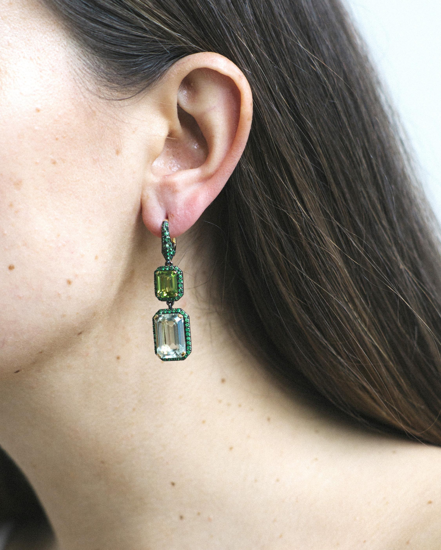 Goshwara Rainforest Earrings 2