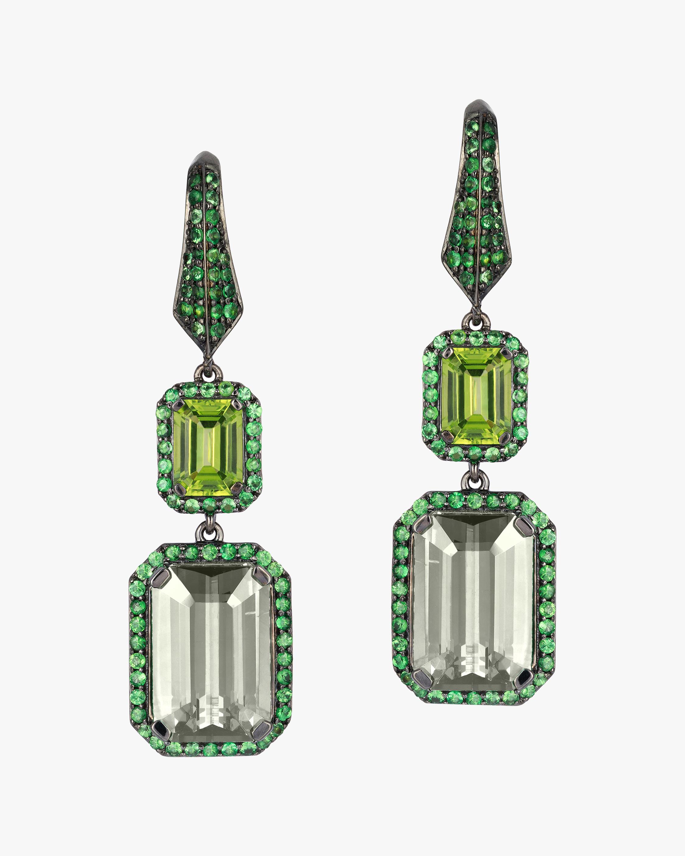Goshwara Rainforest Earrings 1