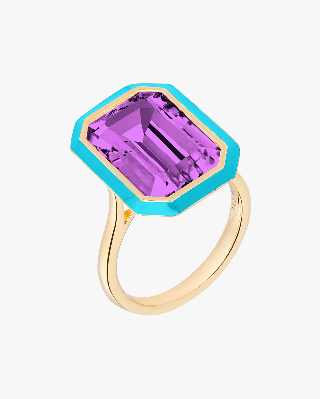 Goshwara Queen Amethyst Ring 0