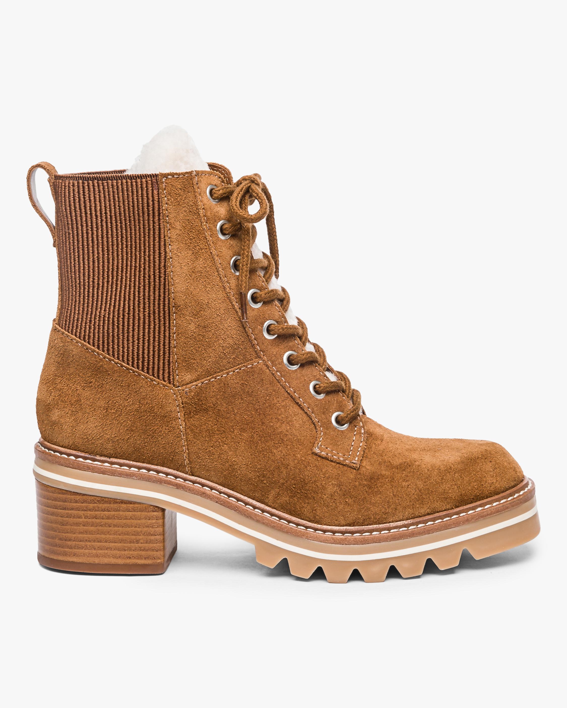 Bernardo Selena Shearling Boot 0