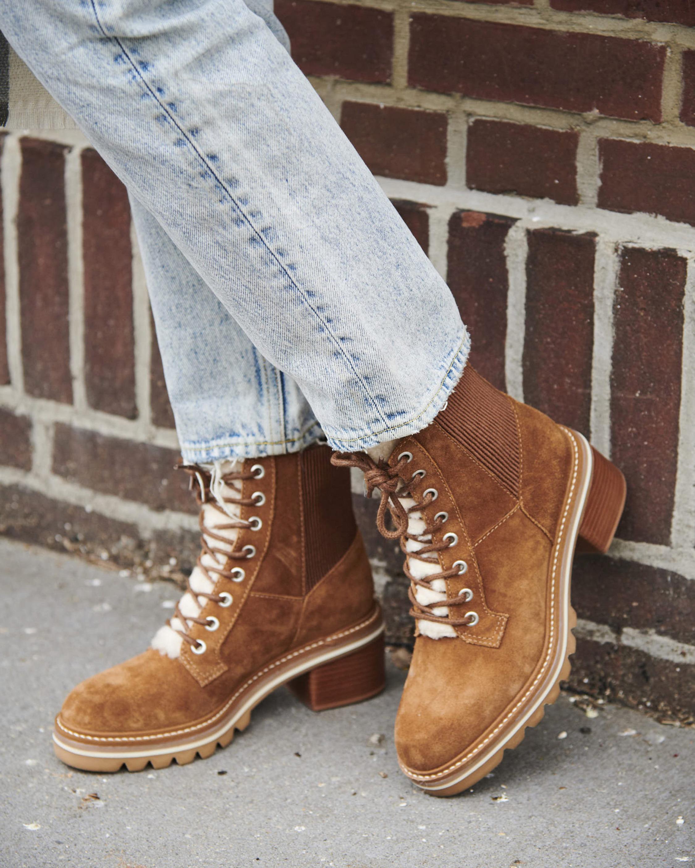 Bernardo Selena Shearling Boot 1