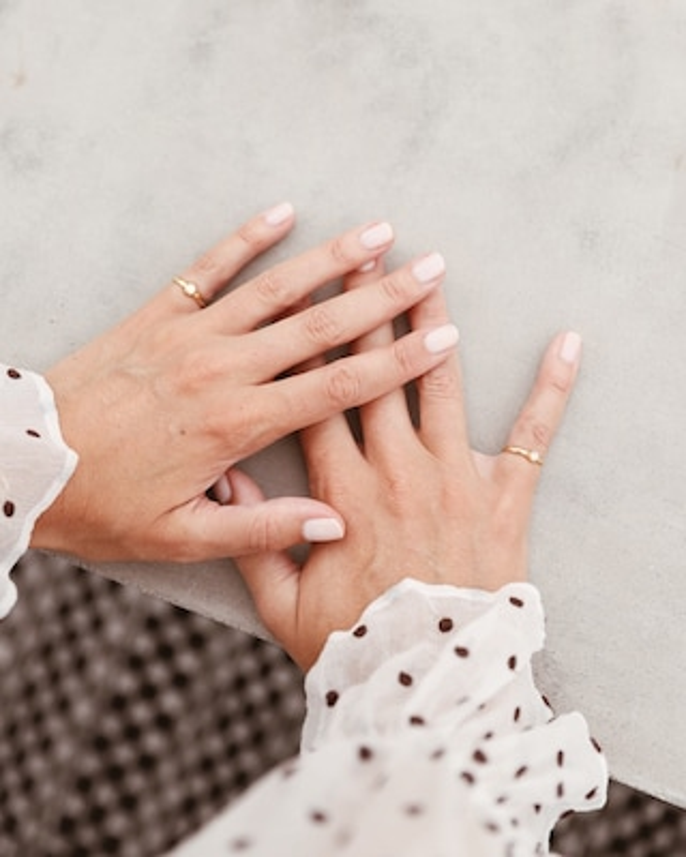 Renna Bookend Diamond Ring 2