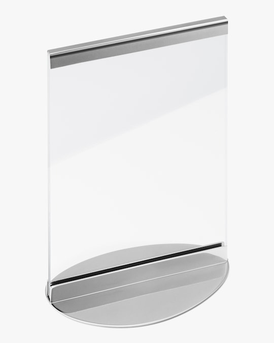Georg Jensen Sky Stainless Steel Picture Frame - 4x6 0