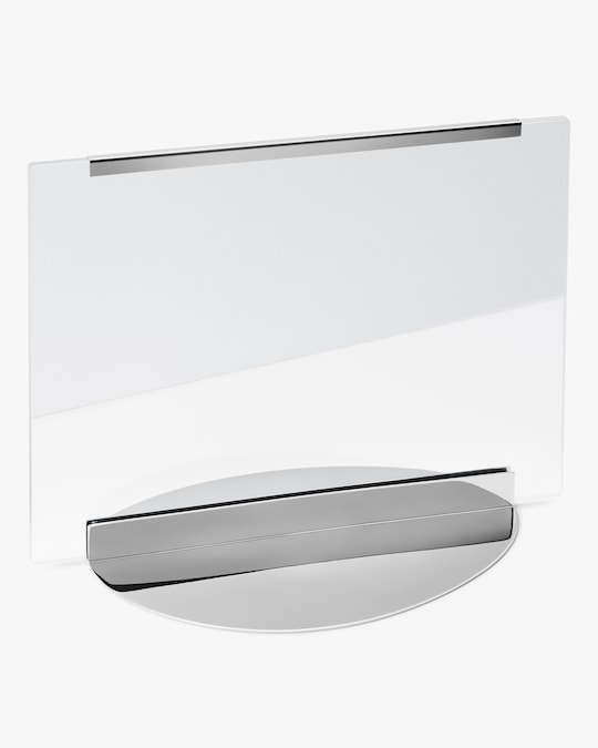 Georg Jensen Sky Stainless Steel Picture Frame - 7x9 0