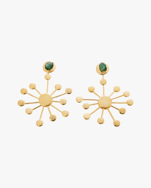 Vanessa Arcila Margarita 2-in-1 Earrings 2