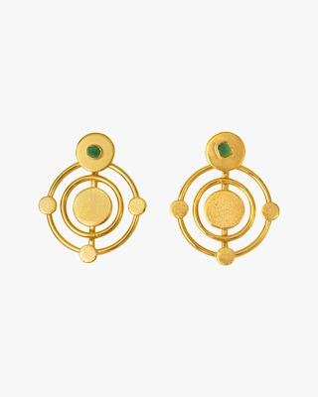 Vanessa Arcila Ludovica 2-in-1 Earrings 2