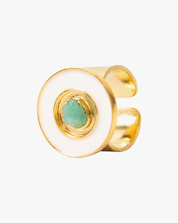 Vanessa Arcila Nature Power Emerald Ring 0