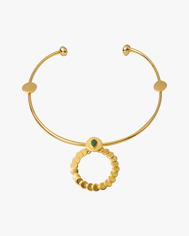 Vanessa Arcila Abigail Emerald Necklace 0