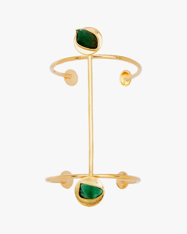 Vanessa Arcila Tania Emerald Bracelet 0