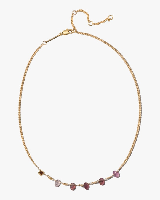 Alexis Bittar Asterales Stone Studded Necklace 0