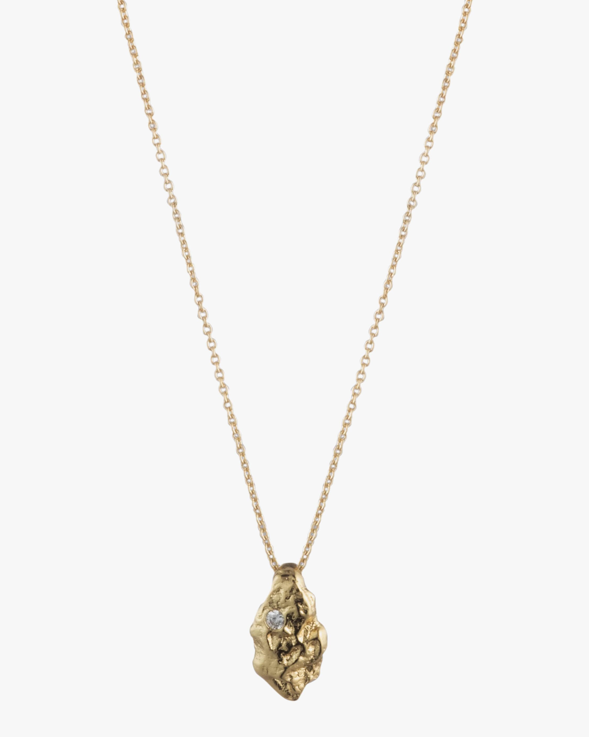 Alexis Bittar Asterales Nugget Pendant Necklace 2