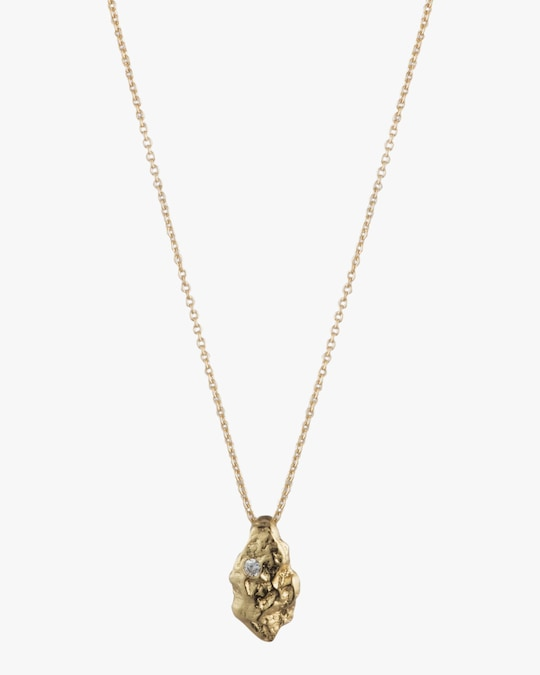 Alexis Bittar Asterales Nugget Pendant Necklace 0