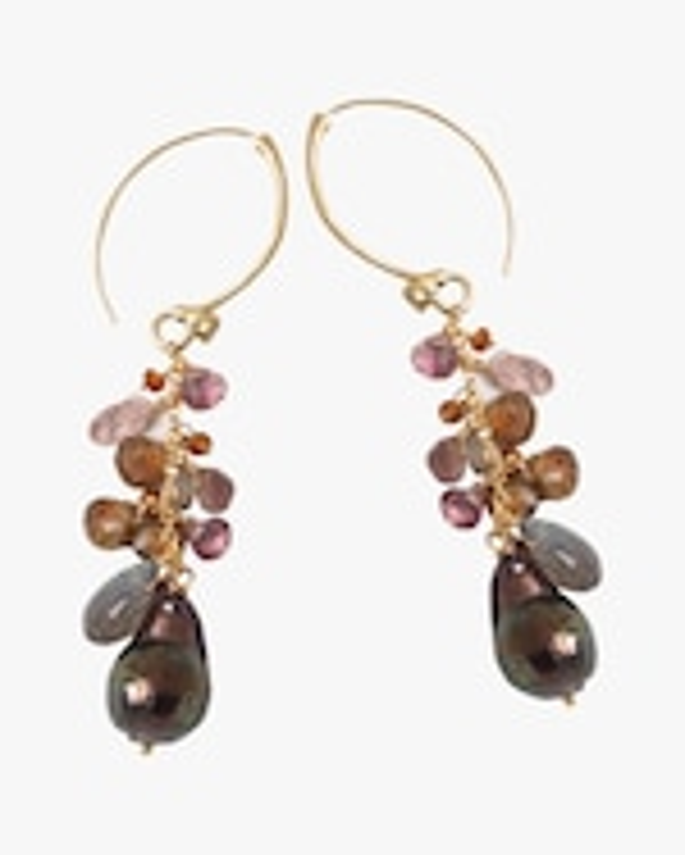 Alexis Bittar Asterales Cluster Earrings 0