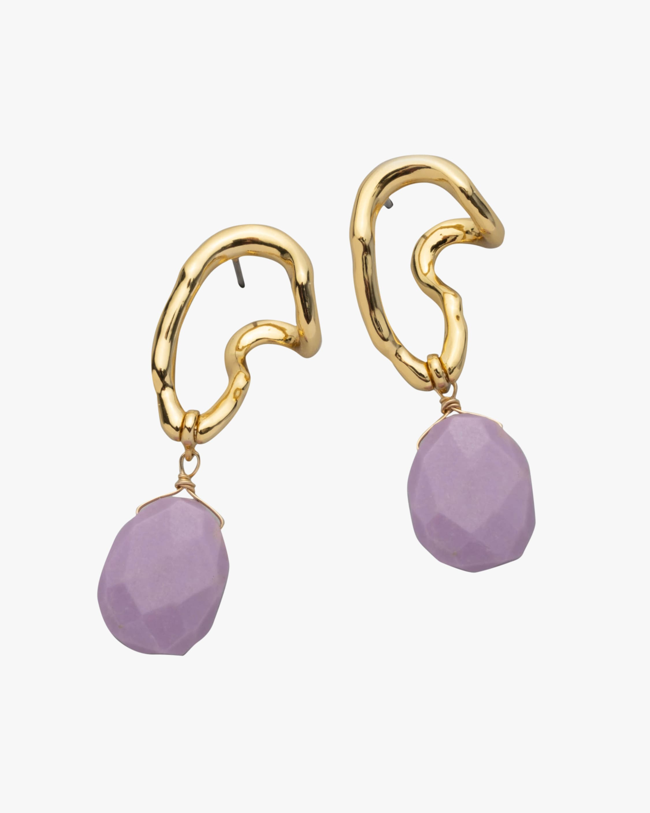 Alexis Bittar Asterales Wrap Around Drop Earring 2