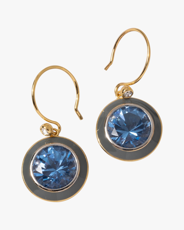Alexis Bittar Vitreum Enamel Drop Earrings 0