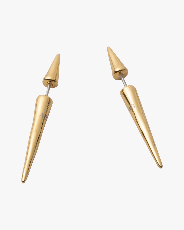 Alexis Bittar Retro Memphis Spike Stud Earrings 0