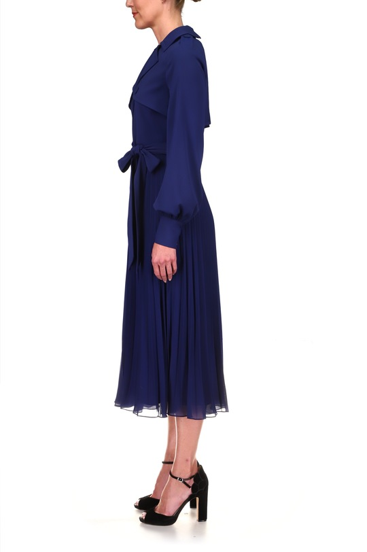 Badgley Mischka Trench Day Dress 1