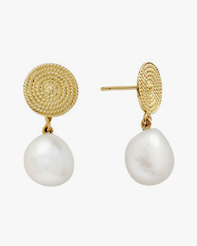 Penelope Jewelry Filigree Disc Earrings 0