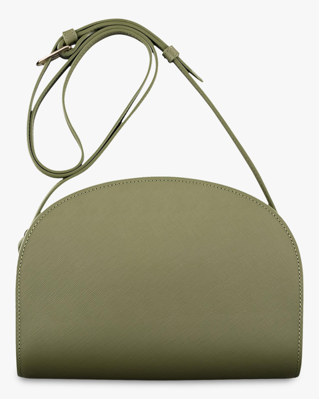 A.P.C. Demi-Lune Mini Crossbody Bag 2