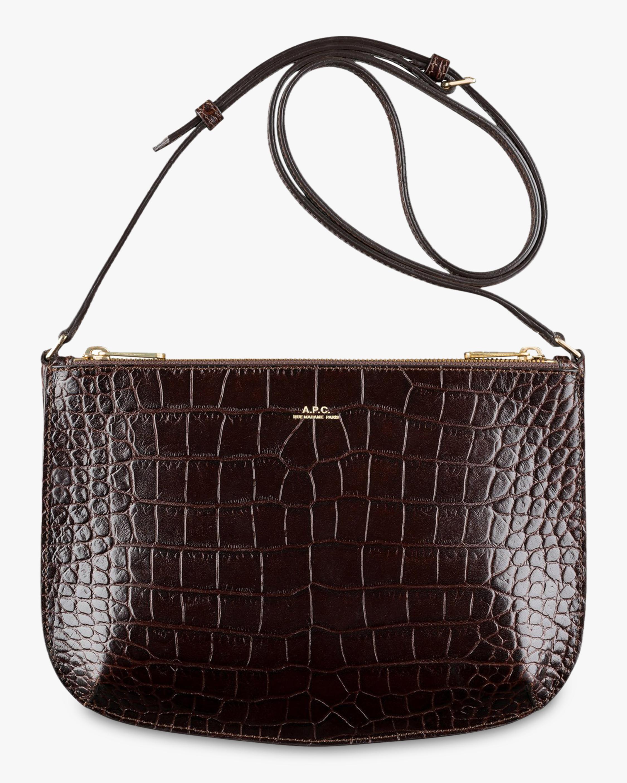 A.P.C. Sarah Crossbody Bag 0
