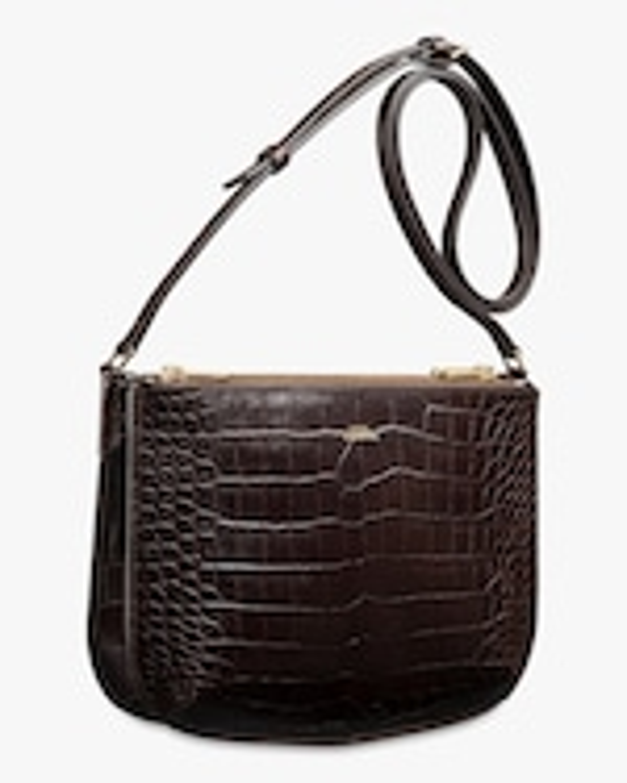 A.P.C. Sarah Crossbody Bag 1