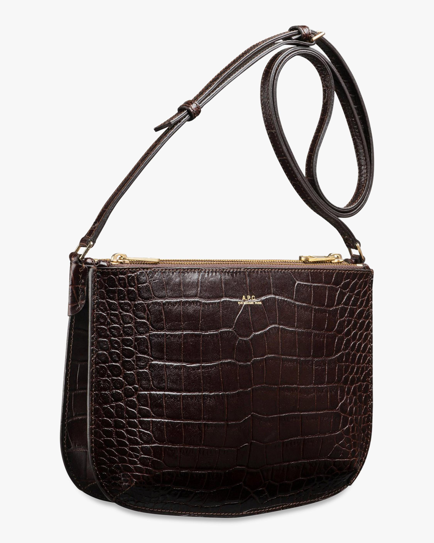 A.P.C. Sarah Crossbody Bag 2