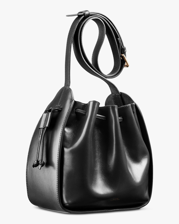 A.P.C. Courtney Small Drawstring Bag 2