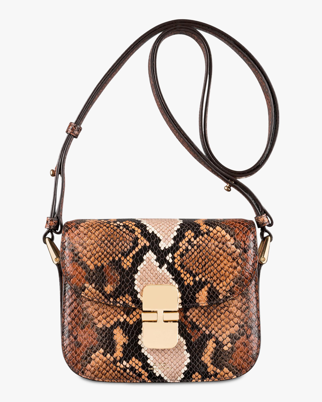 A.P.C. Grace Mini Crossbody Bag 0