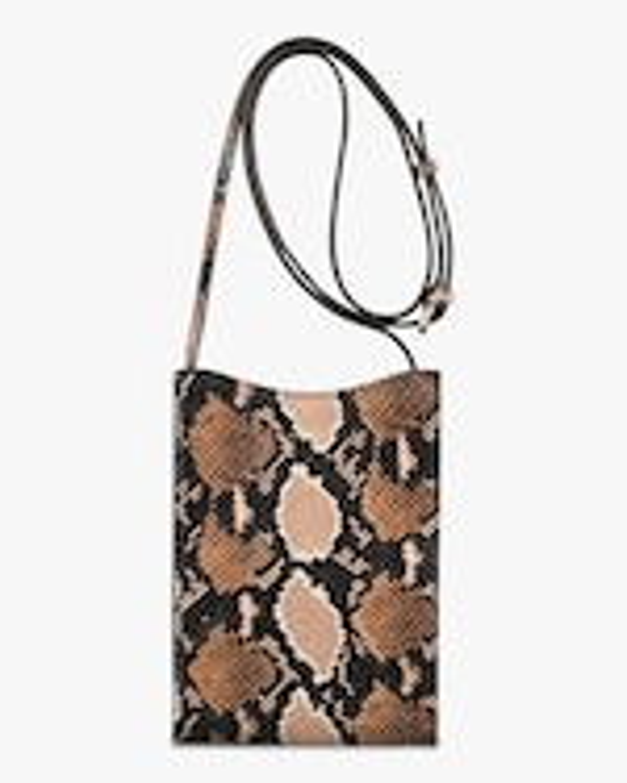 A.P.C. Jamie Neck Pouch Crossbody Bag 0