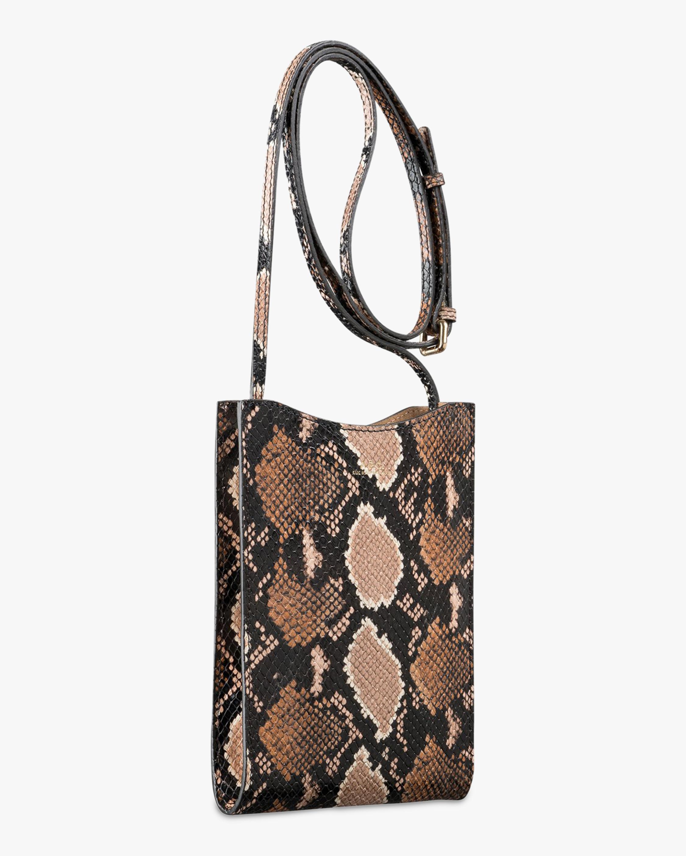 A.P.C. Jamie Neck Pouch Crossbody Bag 2