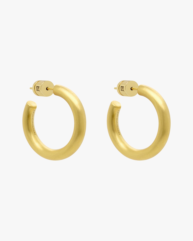 Dean Davidson Mini Dune Hoop Earrings 2