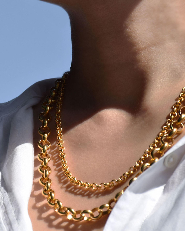 Dean Davidson Rolo Chain Necklace - 5mm 1