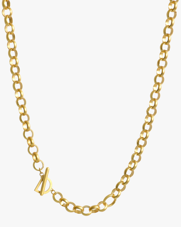 Dean Davidson Rolo Chain Necklace - 9mm 0