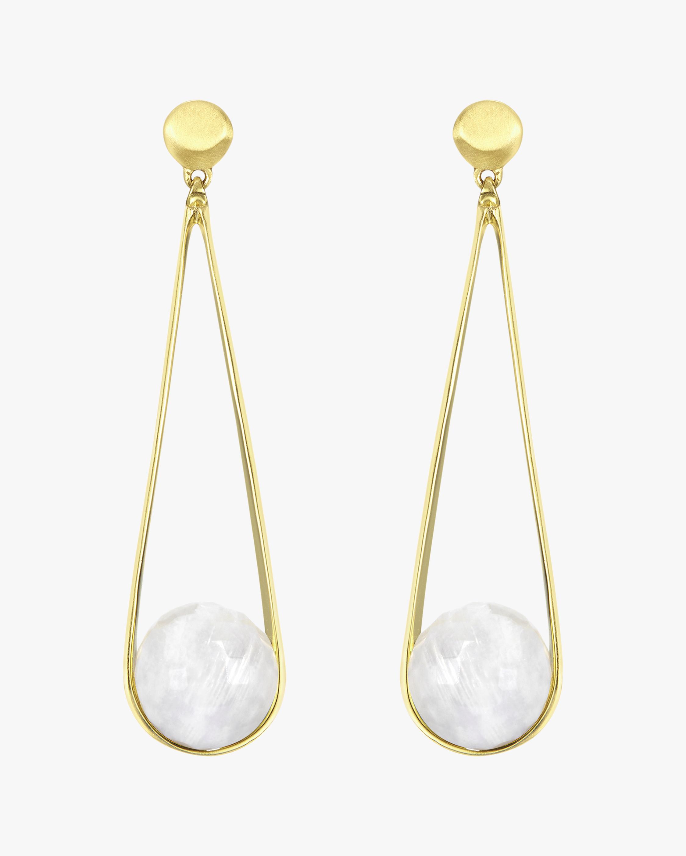 Dean Davidson Ipanema Moonstone Earrings 0