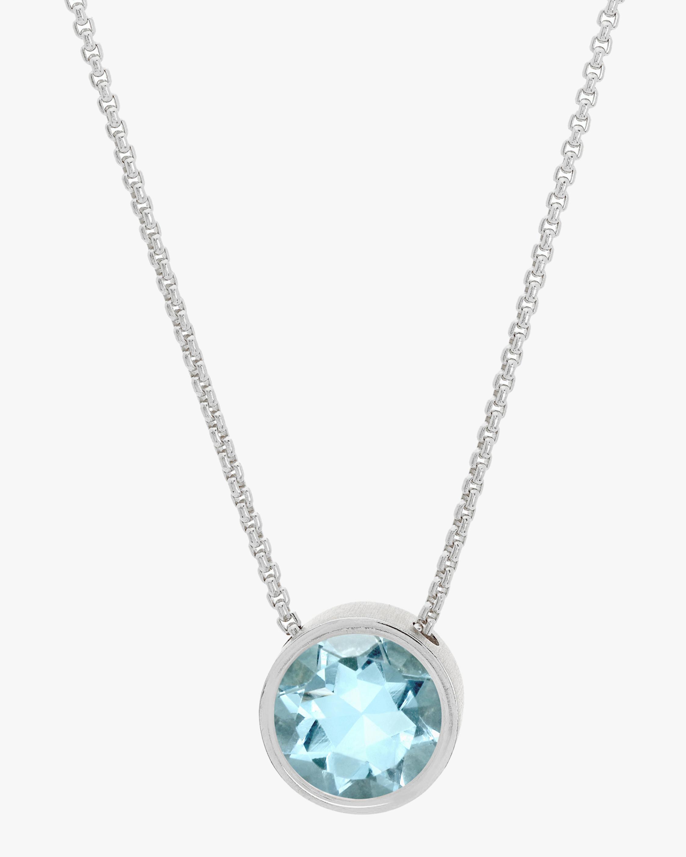 Dean Davidson Signature Blue Topaz Pendant Necklace 2