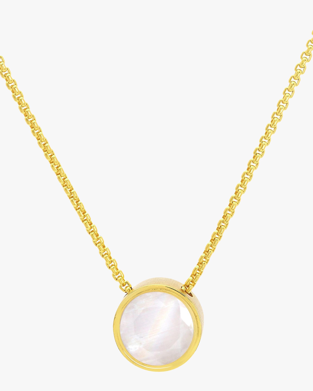 Dean Davidson Midi Signature Moonstone Pendant Necklace 2